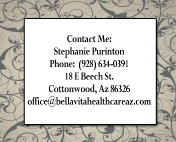 Contact Stephanie Purinton certified nurse midwife in Cottonwood Arizona and Sedona Arizona